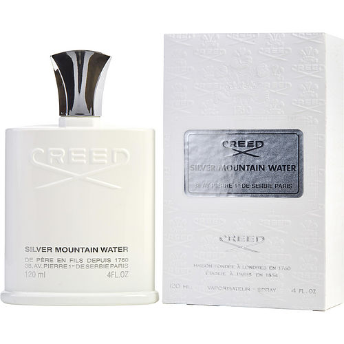 CREED SILVER MOUNTAIN WATER by Creed EAU DE PARFUM SPRAY 4 OZ
