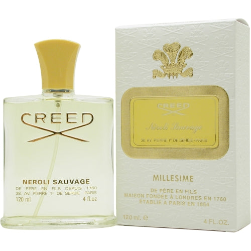 CREED NEROLI SAUVAGE by Creed EAU DE PARFUM SPRAY 4 OZ