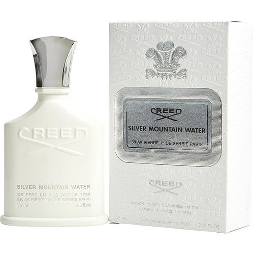 CREED SILVER MOUNTAIN WATER by Creed EAU DE PARFUM SPRAY 2.5 OZ