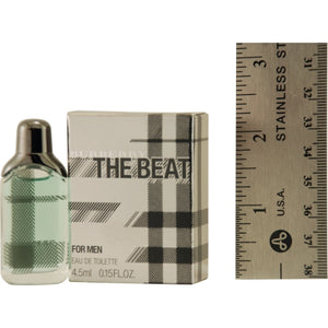 BURBERRY THE BEAT by Burberry EDT .15 OZ MINI