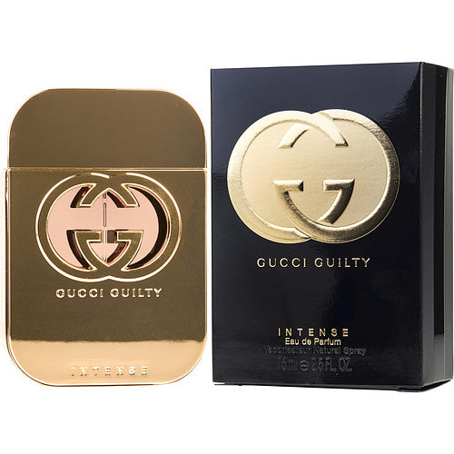 GUCCI GUILTY INTENSE by Gucci EAU DE PARFUM SPRAY 2.5 OZ