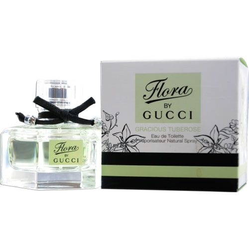 GUCCI FLORA GRACIOUS TUBEROSE by Gucci EDT SPRAY 1 OZ