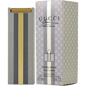 GUCCI MADE TO MEASURE by Gucci EDT TRAVEL SPRAY 1 OZ
