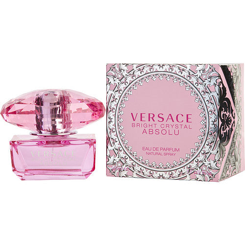 VERSACE BRIGHT CRYSTAL ABSOLU by Gianni Versace EAU DE PARFUM SPRAY 1.7 OZ