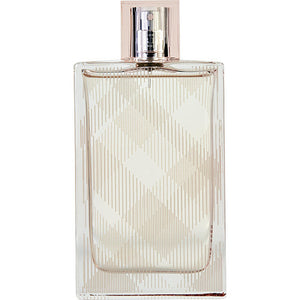 BURBERRY BRIT SHEER by Burberry EDT SPRAY 3.3 OZ (NEW PACKAGING) *TESTER