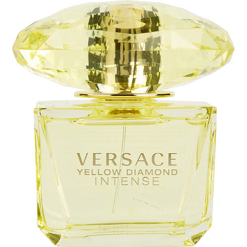 VERSACE YELLOW DIAMOND INTENSE by Gianni Versace EAU DE PARFUM SPRAY 3 OZ *TESTER