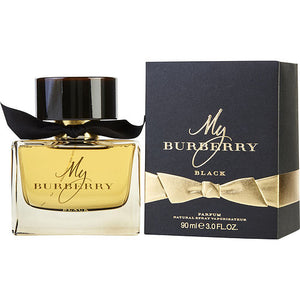 MY BURBERRY BLACK by Burberry PARFUM SPRAY 3 OZ
