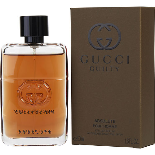 GUCCI GUILTY ABSOLUTE by Gucci EAU DE PARFUM SPRAY 1.6 OZ