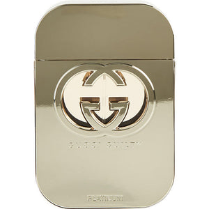 GUCCI GUILTY PLATINUM by Gucci EDT SPRAY 2.5 OZ *TESTER