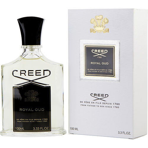 CREED ROYAL OUD by Creed EAU DE PARFUM SPRAY 3.4 OZ