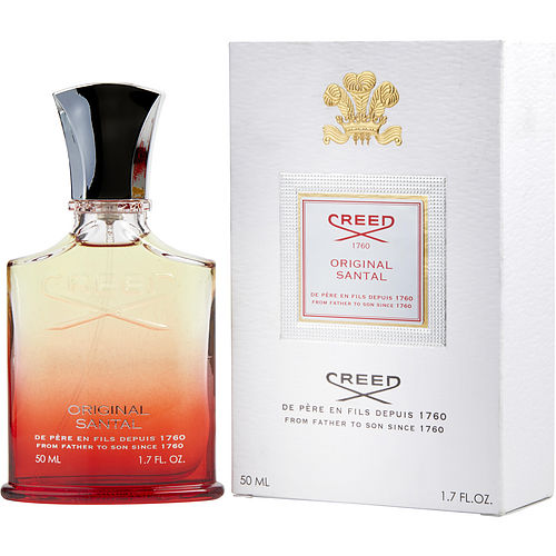 CREED SANTAL by Creed EAU DE PARFUM SPRAY 1.7 OZ