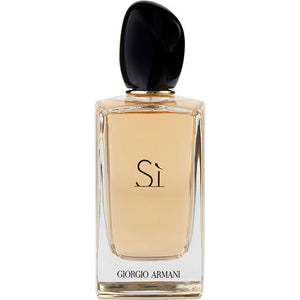 ARMANI SI by Giorgio Armani EAU DE PARFUM SPRAY 3.4 OZ (UNBOXED)