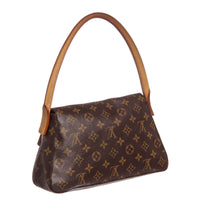 Louis Vuitton Monogram Looping Mini Bag