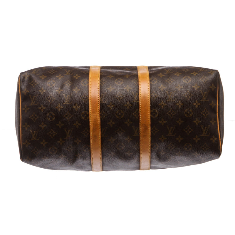 Louis Vuitton Monogram Keepall 45cm Duffle Bag