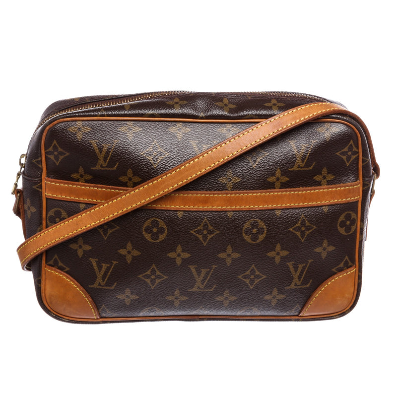 Louis Vuitton Monogram Trocadero 27cm Crossbody