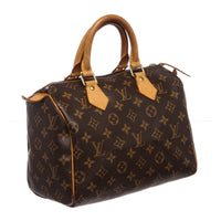 Louis Vuitton Monogram Speedy 25cm Handbag