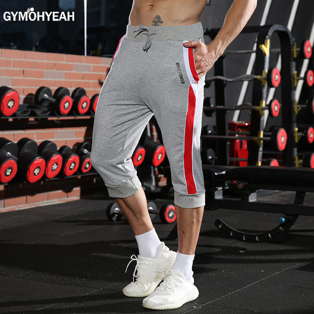 Mens Baggy Jogger Sweatpants