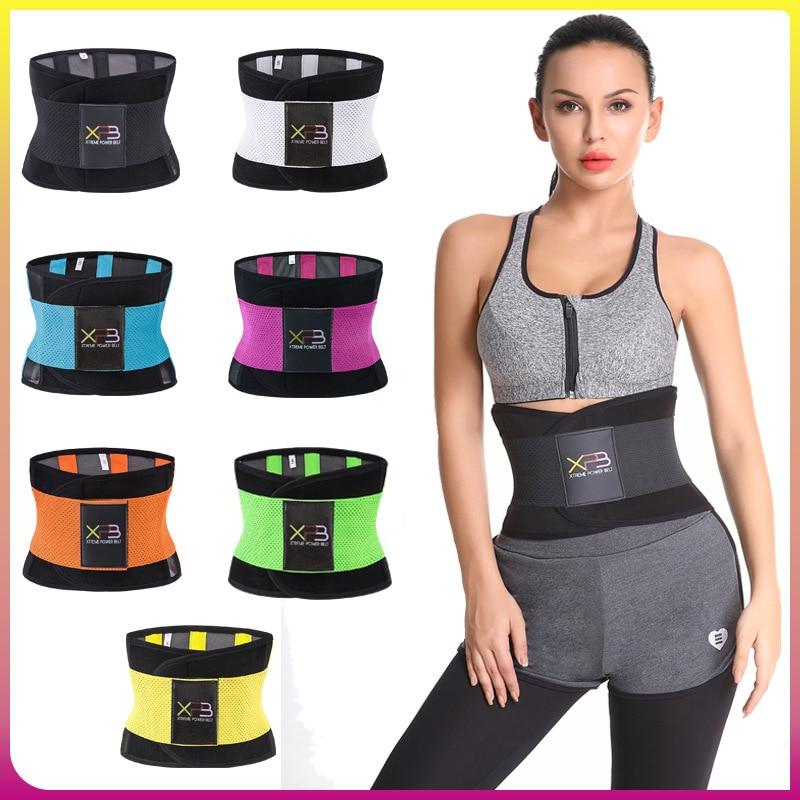 Slimming Body Shape Waist Trimmer Belt