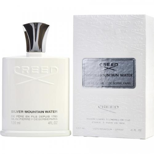 CREED SILVER MOUNTAIN WATER 4 OZ EDP SP