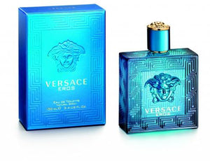 VERSACE EROS 3.4 EDT SP FOR MEN