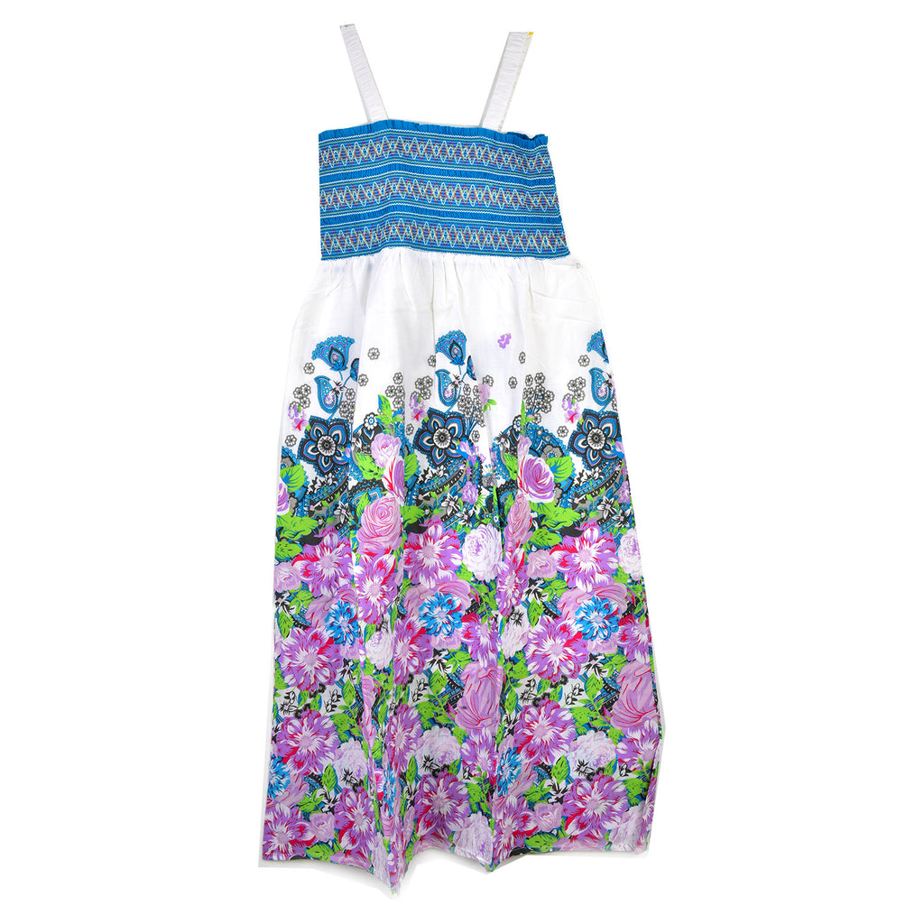 Magic Floral Strappy Sundress