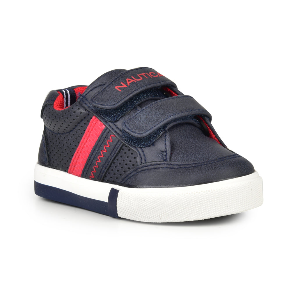 NAUTICA TODDLER HULL PU SNEAKERS