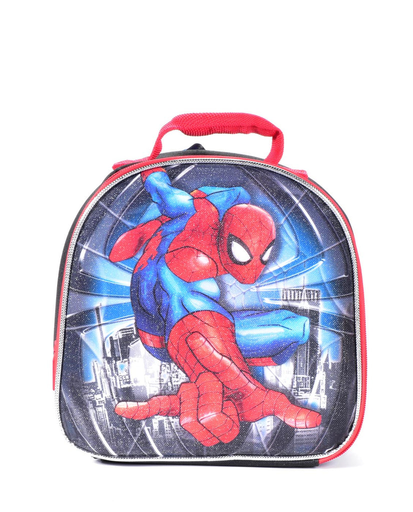 Marvel Spider-man Dome Shaped Insulated Lunch Bag - Lunch Box
