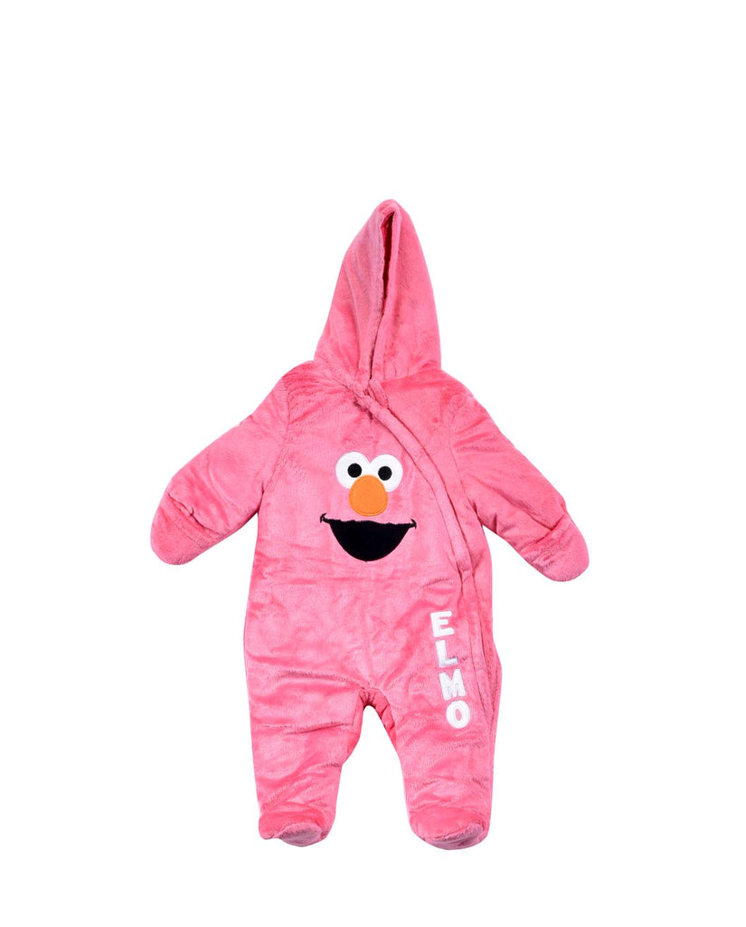 Sesame Street Newborn Heavyweight Pajamas
