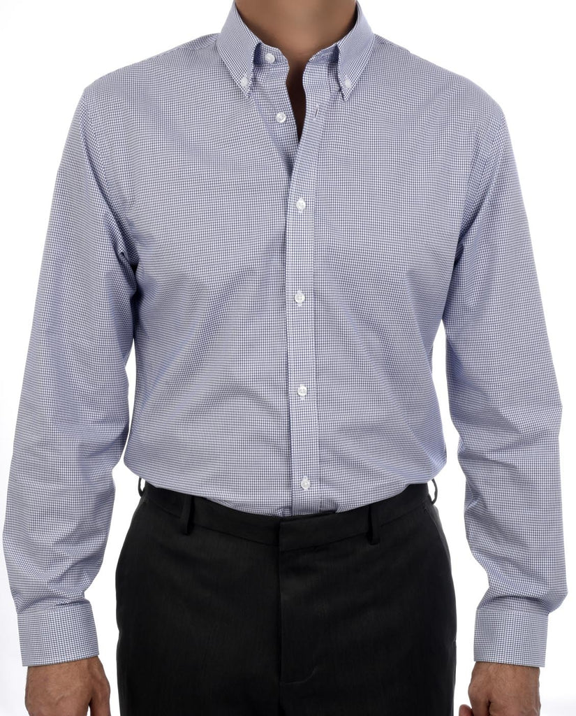 Tommy Hilfiger Men's Non Iron Regular Fit Dress Shirt