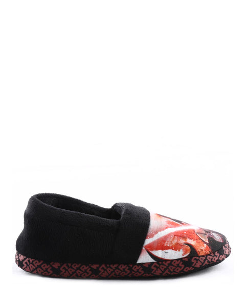 DISNEY STAR WARS DARTH VADER PLUSH SLIPPERS