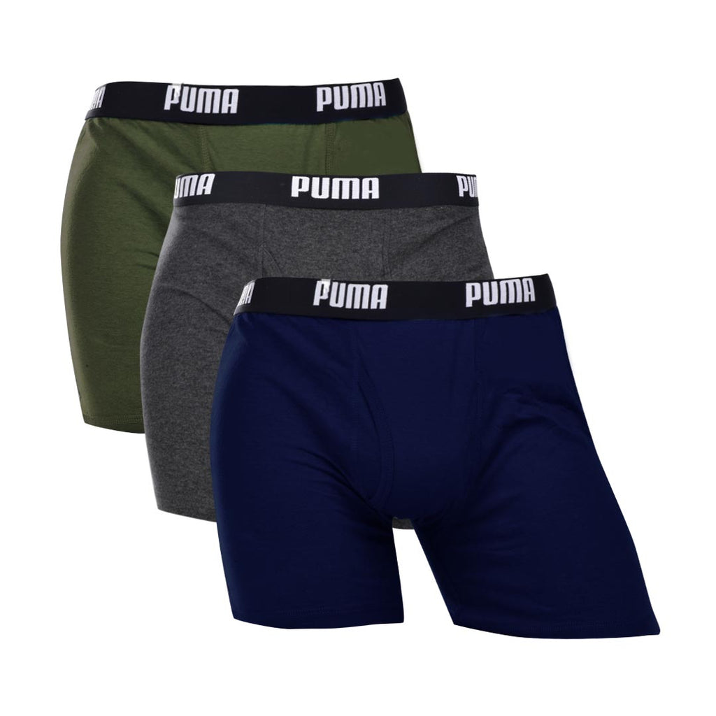 PUMA CLASSIC BOXER BRIEF 3-PACK- MEN'S