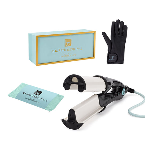 Be Professional Digital 2 in 1 Thermolon Waver Curler