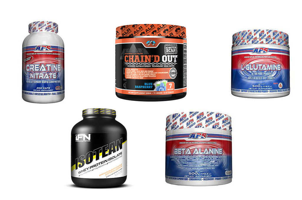 The 5 Best Supplements for Muscle Recovery