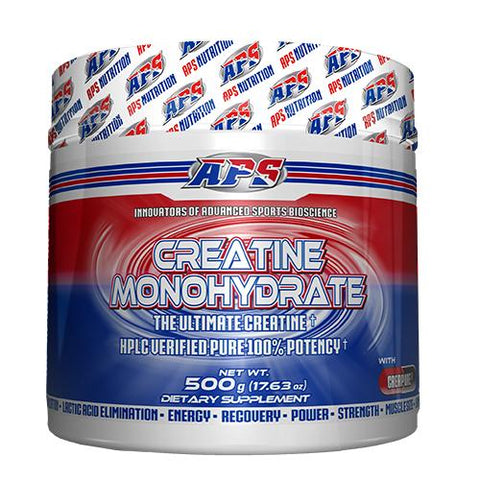 APS Nutrition Creatine Monohydrate - WHDSales, Inc