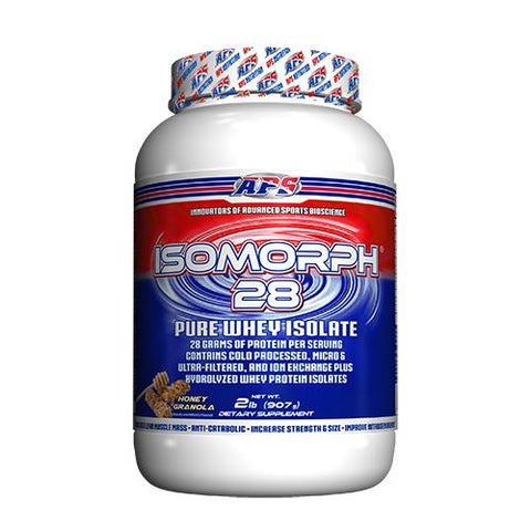 APS Nutrition Isomorph™ 28 - WHDSales, Inc