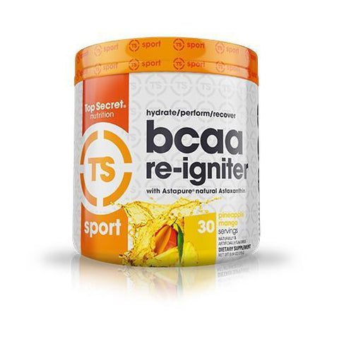 Top Secret Nutrition BCAA Re-Igniter - WHDSales, Inc