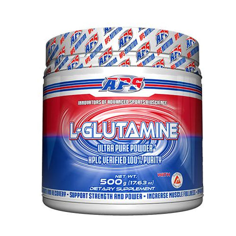 APS Nutrition L-Glutamine - WHDSales, Inc