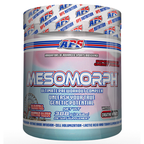 Image of APS Nutrition Mesomorph® - WHDSales, Inc