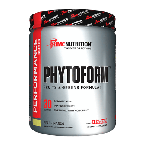 Image of Prime Nutrition Phytoform - Fruit and Greens Formula - WHDSales, Inc