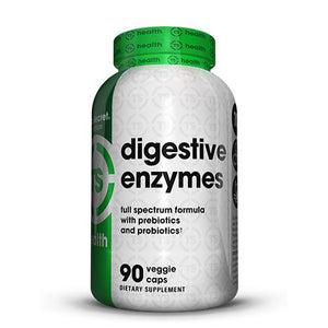 Top Secret Nutrition Digestive Enzymes Pre & Probiotics - WHDSales, Inc