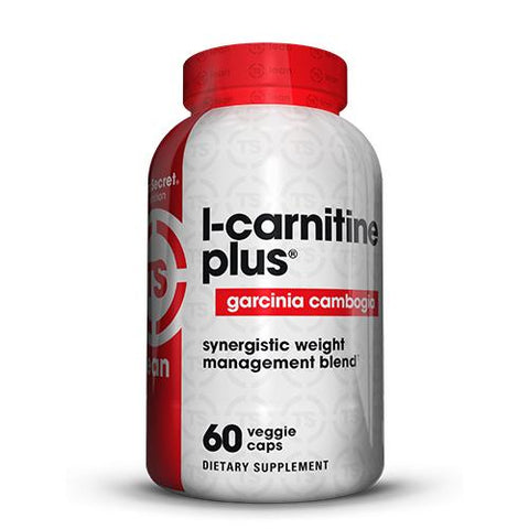 Top Secret Nutrition L-Carnitine + Garcinia Cambogia - WHDSales, Inc