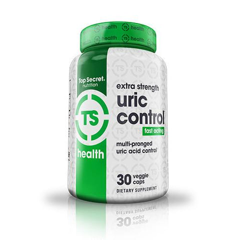 Top Secret Nutrition Uric Control - WHDSales, Inc