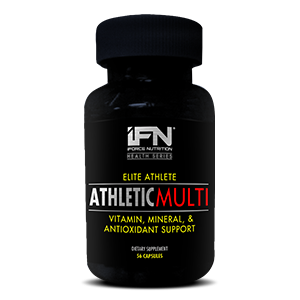 iForce Nutrition ATHLETIC MULTI - WHDSales, Inc