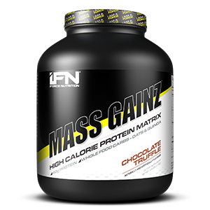 iForce Nutrition MASS GAINZ™ - WHDSales, Inc