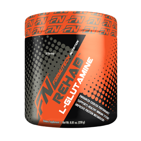 Image of Formutech Nutrition Rehab™ L-Glutamine - WHDSales, Inc