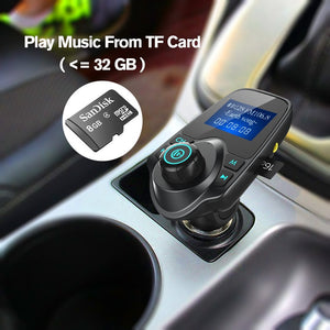 2019 Mobile to Car Stereo Wireless Music Streamer for iPhone and Android