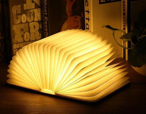 2019 Decor Glowing LED Classic Book Lamp