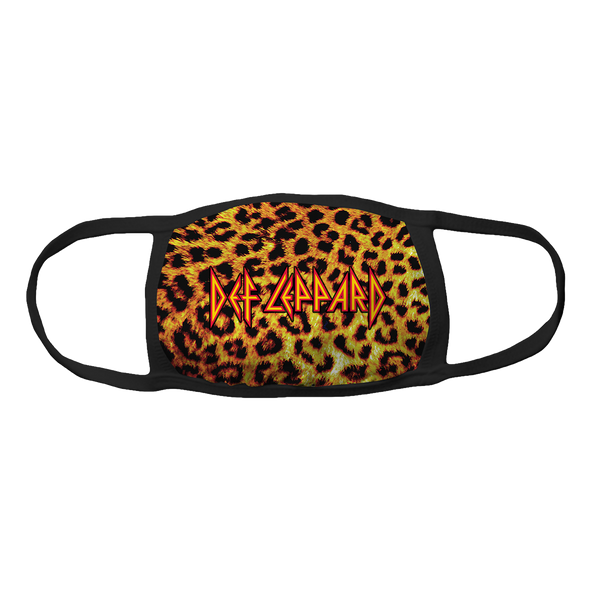 Def Leppard Animal Face Mask