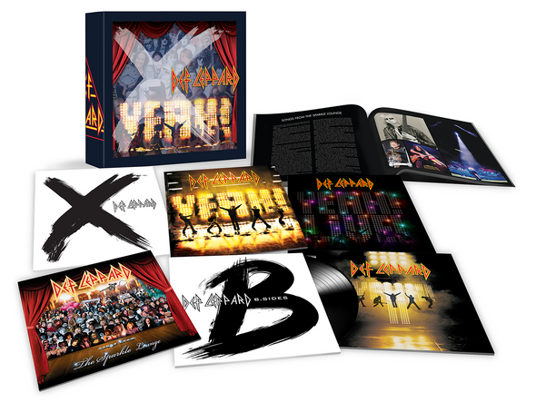 The Vinyl Boxset: Volume Three 9 LP