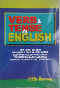 Verb & Tense Of English